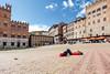 Siena beach by Antonio H