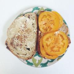 No. 3 #tomatosandwichproject