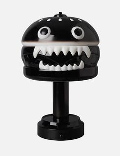 UNDERCOVER 【限定黑色】漢堡檯燈!!Hamburger Lamp