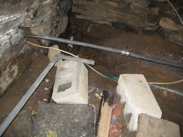 ohw view topic using the well in the basement