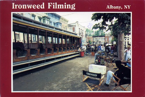 Ironweed Filming