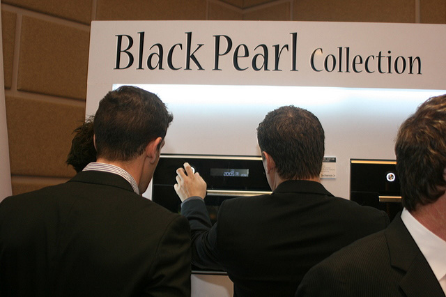 The Black Pearl Collection