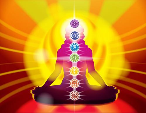 New Connexion Chakra Meditation