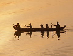 Myanmar, Life on the river