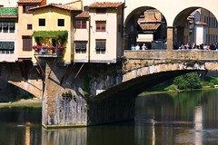 Ponte Vecchio ( Florence - Italy )