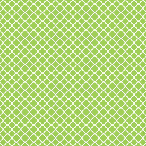 8-green_apple_BRIGHT_small_QUATREFOIL_SOLID_melstampz_12_and_a_half_inches_SQ_350dpi