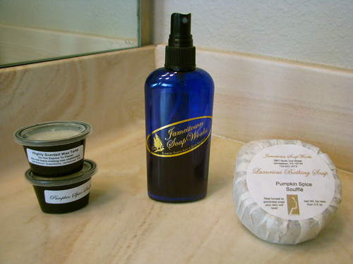 Jamestown Soapworks Products