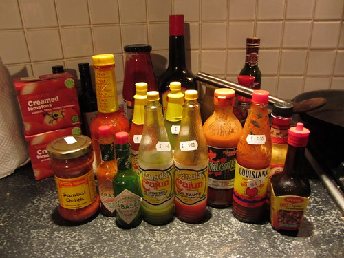 A chilli sauce for every occasion