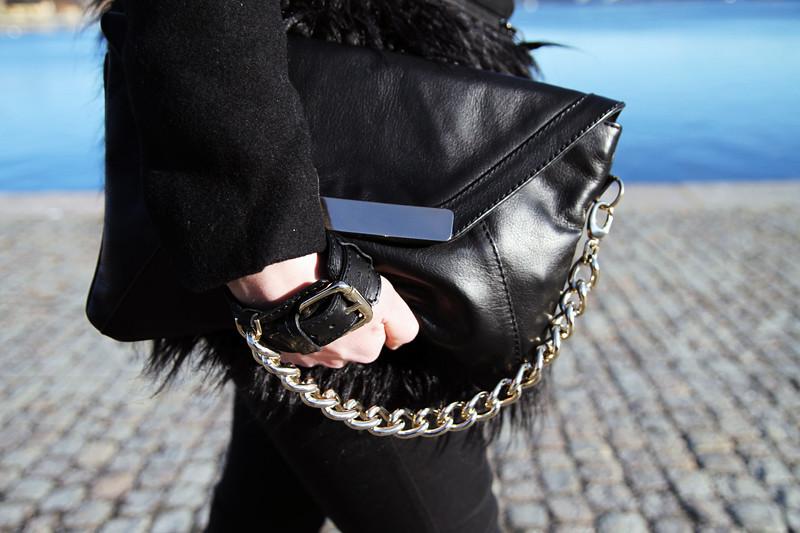 Werelse bag for Mango Touch Carolina Engman