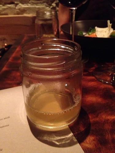 Leap Year Dinner 2012