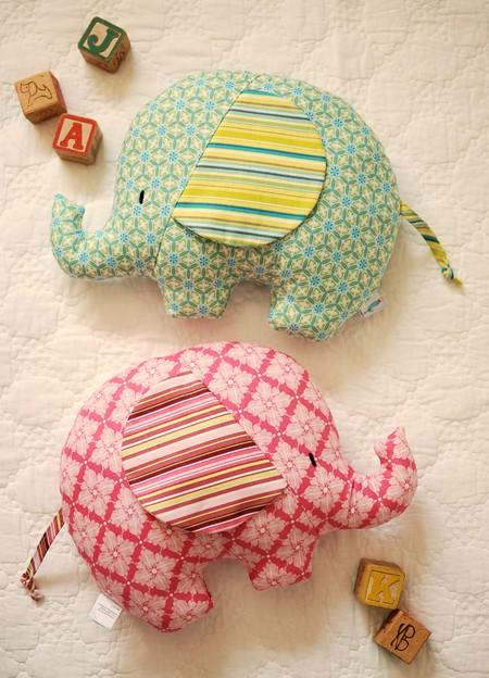 Elephant Softies Flickr Photo Sharing