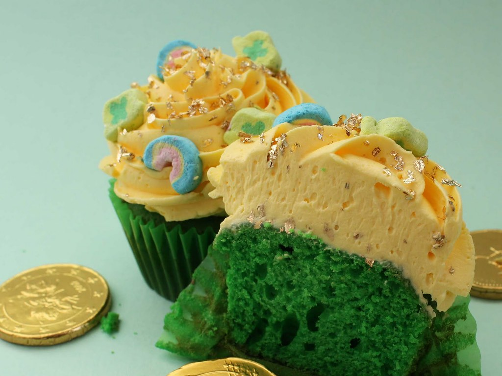 5 Lucky Charms cupcakes for St. Patrick's Day plus recipe ...