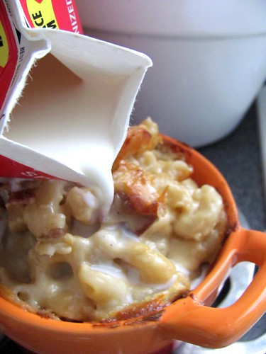 Anne Burrell's Killer Mac & Cheese with Bacon