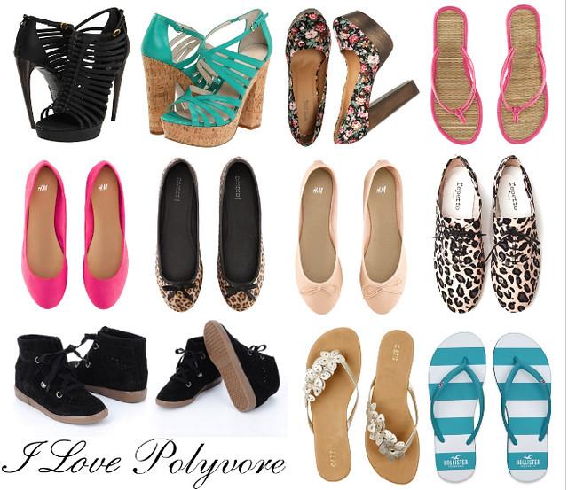 aaaaaaaaa polyvore kengät