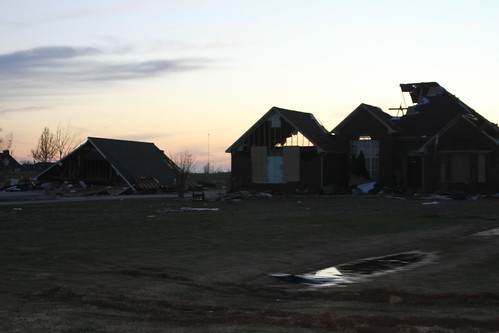 East Limestone AL tornado damage