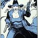 "Jean ""Moebius"" Giraud European cowgirl by brucesflickr"