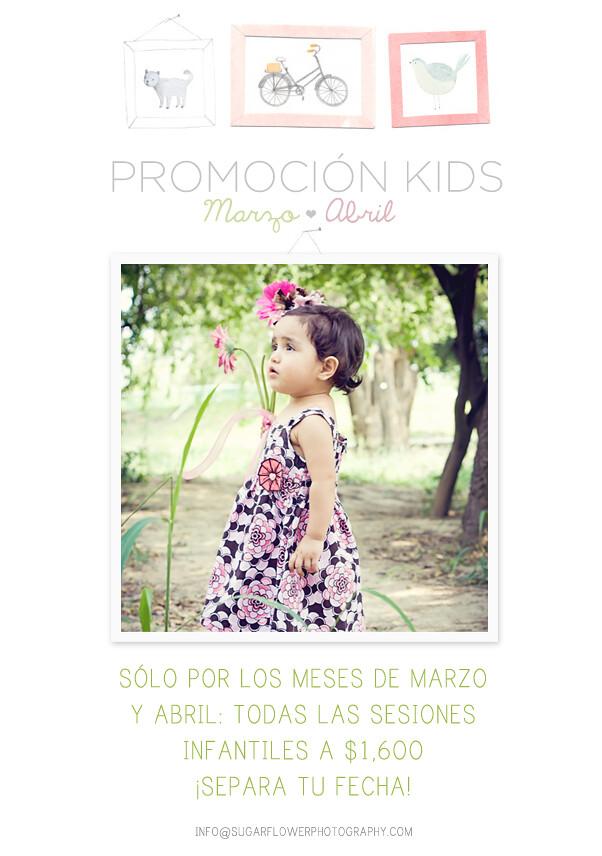 promoción kids