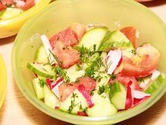 meal(0.0), ceviche(0.0), plant(0.0), greek salad(0.0), produce(0.0), melon(0.0), panzanella(1.0), salad(1.0), vegetable(1.0), fruit(1.0), food(1.0), dish(1.0), cuisine(1.0),