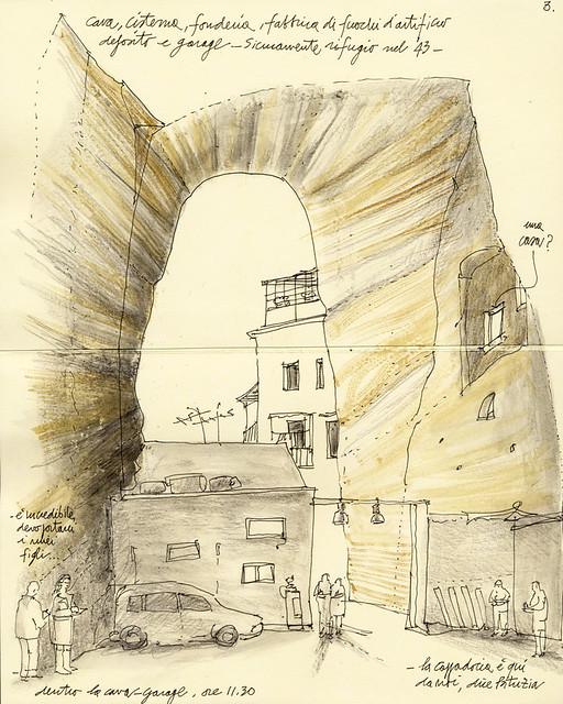 grotta dei Tronari