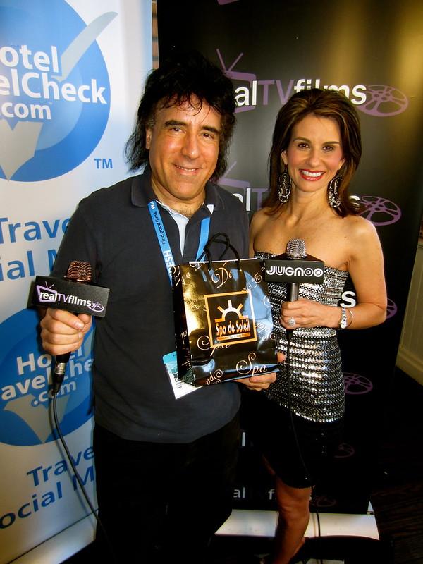 Larry Richman, Lynn Maggio, Spa De Soleil Mobile Gifting