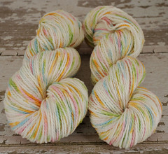 """Spring Ooga"" Mtn Meadow Wool"