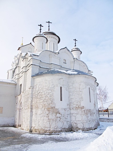Church of the Conception of St. John the Forerunner in Gorodishche, Kolomna