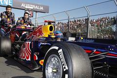 Australian Formula 1 Grand Prix 2012