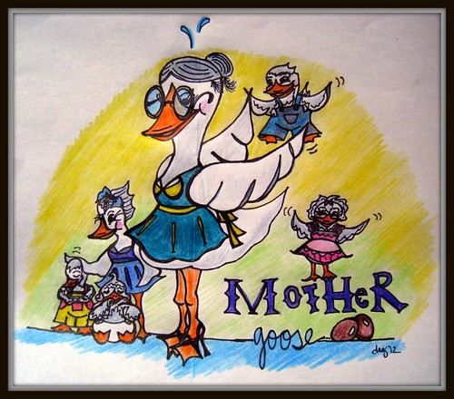 mother goose by punkscrapper