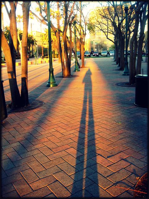 Walking By Myself  {39/366}