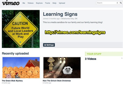 Learning Signs on Vimeo