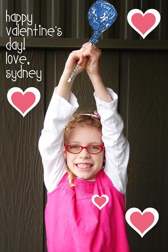Sydney's Card