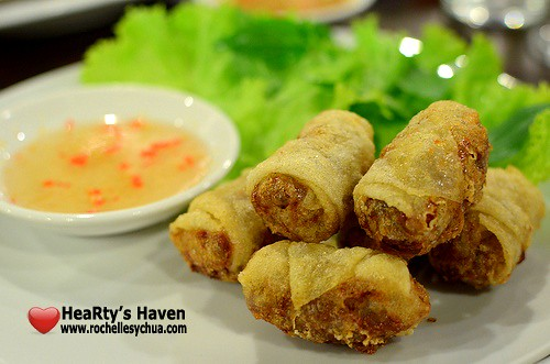 Ba Noi's Fried Rolls