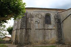 Eglise Saint-Romain à Budos
