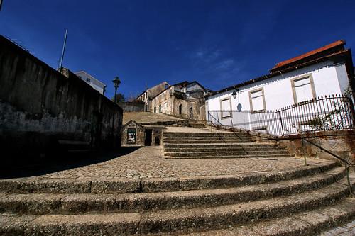 Covilhã, onde o céu é mais azul by @uroraboreal