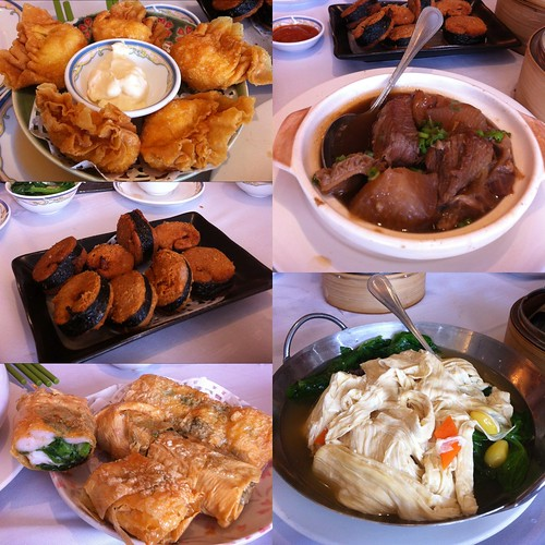 Dim Sum at Fisherman's Terrance, Richmond, BC