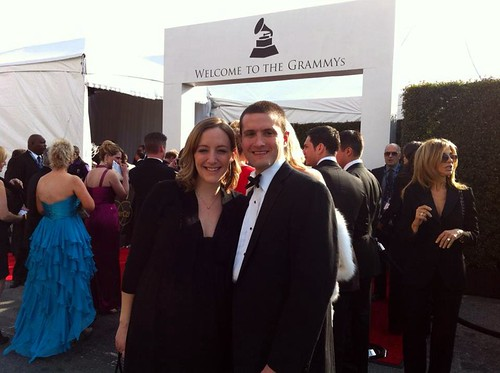 2012 02 12 Vonderhaars at Grammys