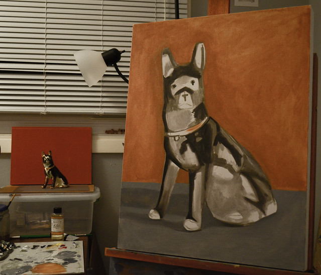 German Shepherd - In progress