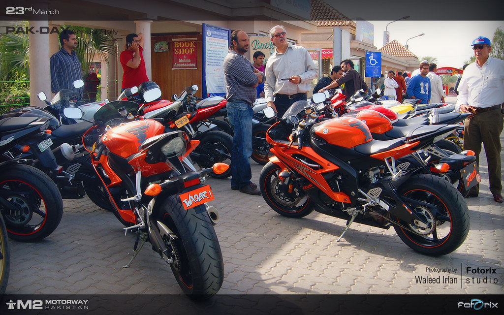 Fotorix Waleed - 23rd March 2012 BikerBoyz Gathering on M2 Motorway with Protocol - 6871381958 e98ac659d2 b