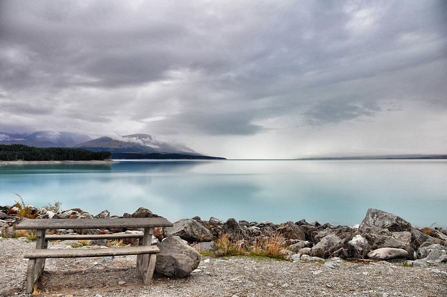 Lake Pukaki Visitor Centre