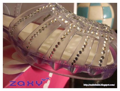 Zaxy Color - Vidro + Strass