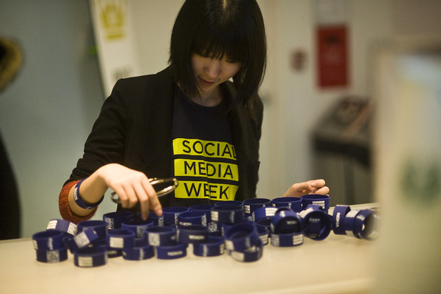 Social Media Week Volunteer