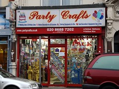 Picture of Party Crafts, 208 London Road