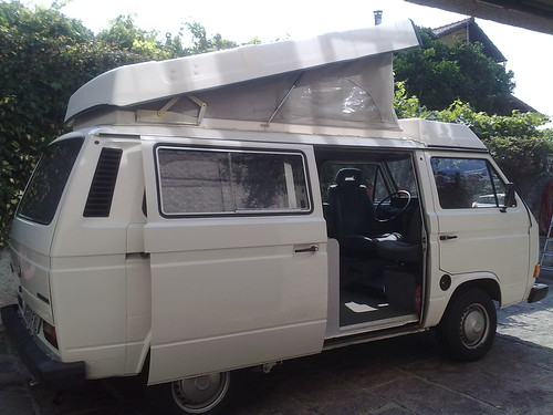 VW T3 by CICLOPE CAMPER