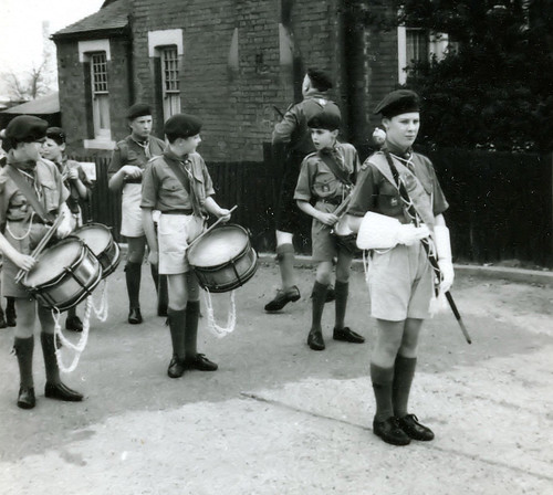 St George's Day Parade 1964