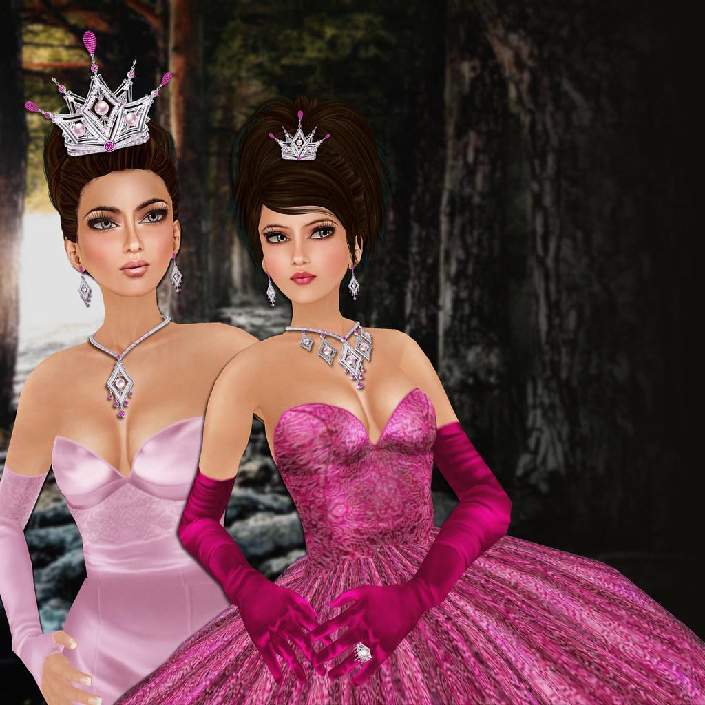 Queen Maraget models