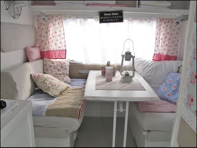 Shabby Chic Caravan Flickr Photo Sharing