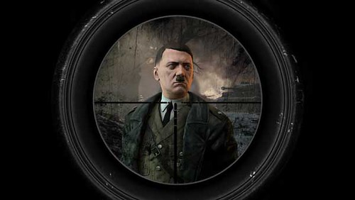 Sniper Elite V2 Trailer Shows Hitler Assassination Pre-Order Bonus