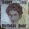 Bob Dylan Birthday Cake