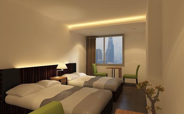 Privato bedroom