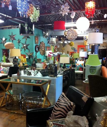 Inside World's Away, Memphis, Tenn.